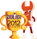 2012 Mod of the Year Awards