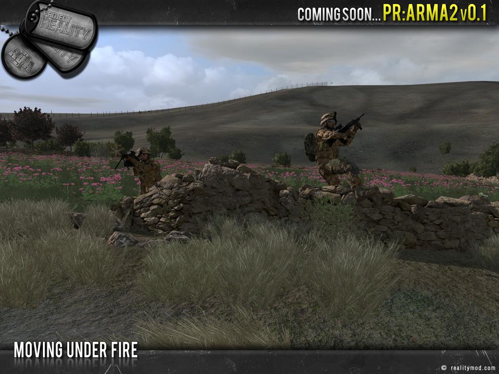 [Arma 2] PR:ArmA2 Officiel (1e partie) Moving_under_fire