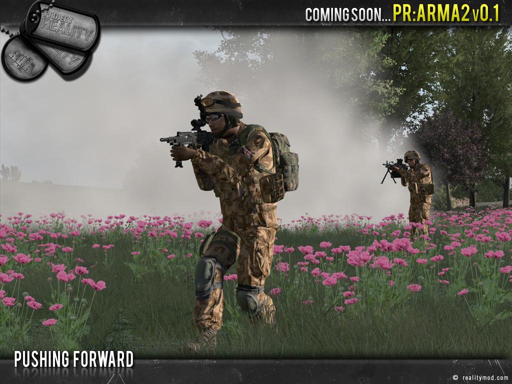 [Arma 2] PR:ArmA2 Officiel (1e partie) Pushing_forward