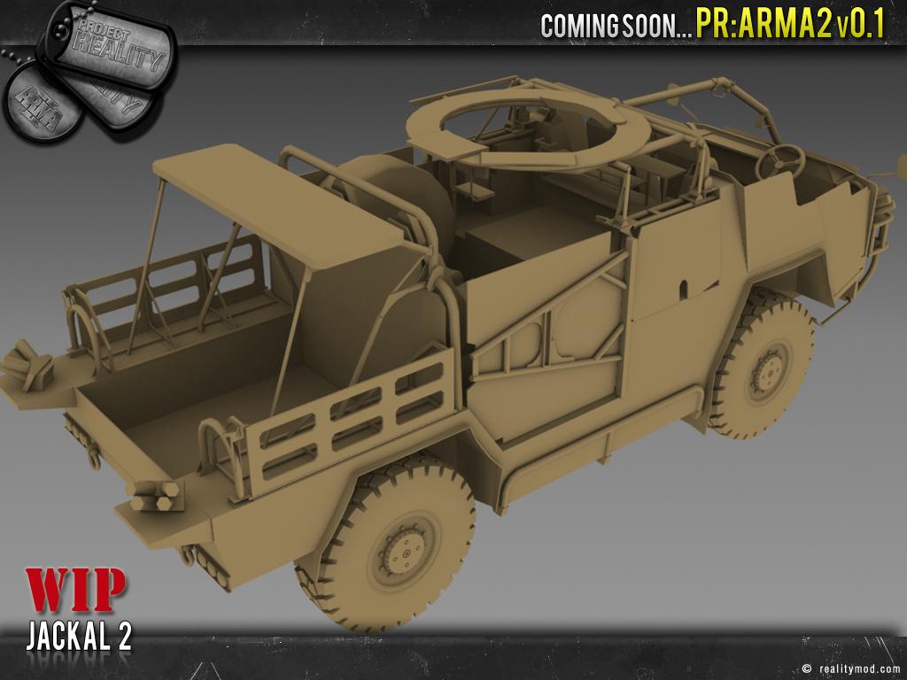 [Arma 2] PR:ArmA2 Officiel  (2e partie) Jackel