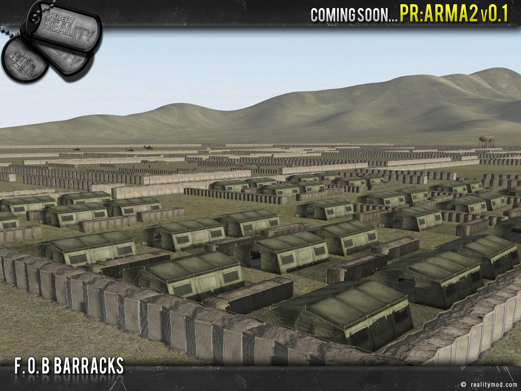 PR [ArmA 2] - Highlights Reel #3 Fob_barracks