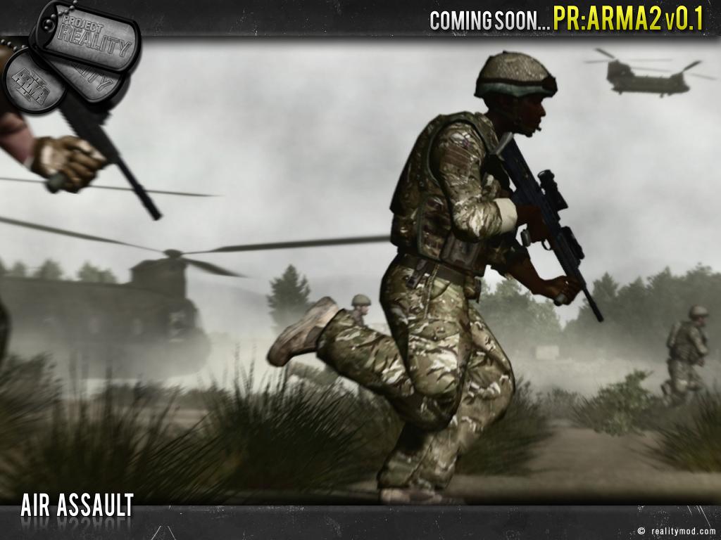 [PR Arma 2] Highlights Reel #5 Air_assault