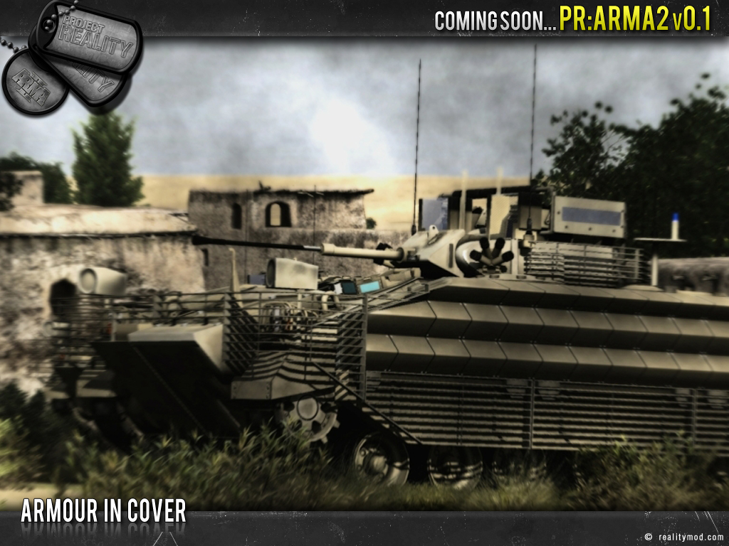 [PR Arma 2] Highlights Reel #5 Armour_in_cover