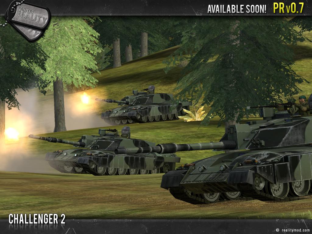Скачать Мод Project Reality Для Battlefield 2 - фото 3