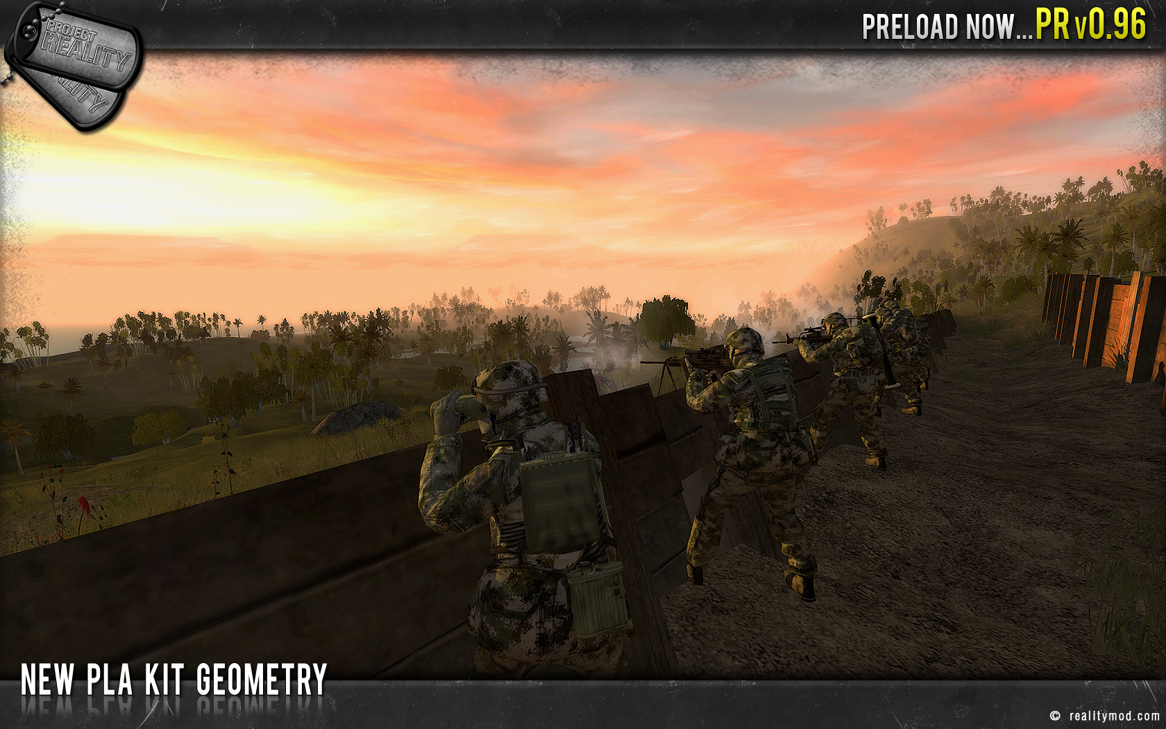 project reality mod Battlelog is a free social platform that ties into battlefield 4 and battlefield 3 and lets you socialize, track stats, plan your next game, and more from your web.