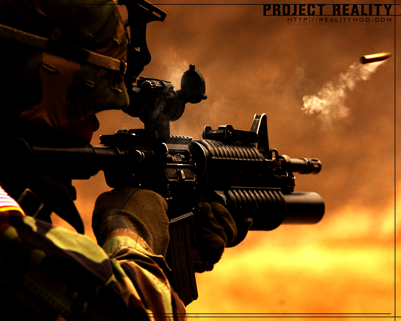 Wallpaper | Project Reality